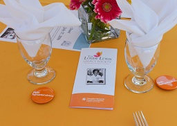 llls table setting