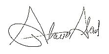 Starlette Abad Signature